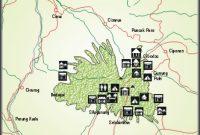गुनुंग गेदे पंगरंगो नेशनल पार्क का दौरा