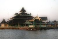 Jami Mosque, Masjid Jami' Pontianak