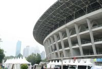 Visiting The Gelora Bung Karno Sports Complex Jakarta