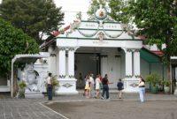 Visitando el Kraton o el Palacio Yogyakarta
