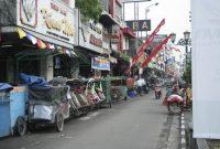 Besuch der Stadt Malioboro Yogyakarta