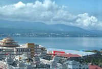 Visitando a cidade de Manado
