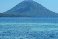 , Manado Tua Island 3, Volcano