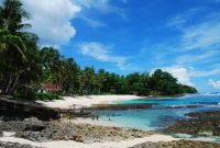 Manokwari, Beauty of Bakaro Beach at Manokwari, Papua 1