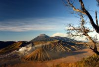 Visiting Mount Bromo With Beautiful Sunrise