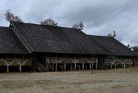 Besuch des Pampang Kulturparks Samarinda