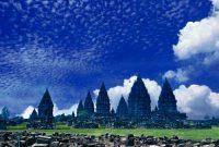 Visitando Prambanan, o Templo Hindu