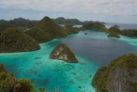 Raja Ampat, Only for Real Adventurers