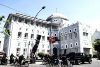 Visite de la ville de Semarang