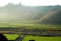 Sumbawa, Morning in West Sumbawa