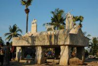 Sumbawa, the tomb