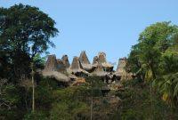 Sumbawa, village view