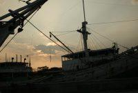 Besuch des Hafens von Sunda Kelapa in Jakarta
