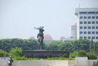 Visitando el Monumento Nacional o Monas