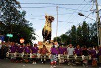 Ubud Cremation Ceremony, Pelebon