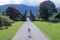 Visite du Bali Handara Kosaido Country Club