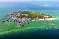 Visitando Ilhas Derawan