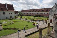 Visiting Fort Rotterdam and the I La Galigo Museum 1