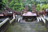 Besuch bei Imogiri Bantul Yogyakarta