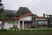 Kailasa Dieng Museum Banjarnegaraの見学