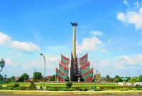 Visiting Kuala Kapuas
