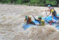 Visiting Lairiang River 1