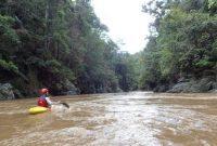 Visiting Lairiang River