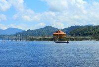 Посещение озера Тондано