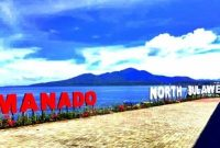 Посещение города Манадо