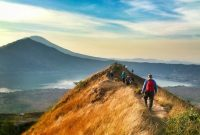Посещение горы и озера Батур, Кинтамани Бали