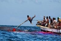 Visiting The Traditional Whale Hunt of Lamalera Lembata on Flores 1