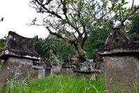 Visitando Waruga Sawangan, o parque acima da tumba