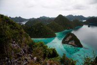 À la découverte de l'île Wayag, Raja Ampat