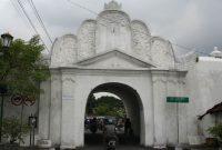 Yogyakarta: an Old Gate