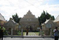 Yogyakarta: Gate of Tamansari Water Castle, Yogyakarta.