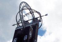 Visitando el Monumento Ecuatorial de Pontianak