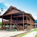 The palace of the princes of Palu