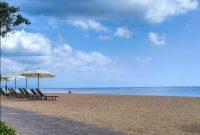 Visiting Sanur Beach Bali 1
